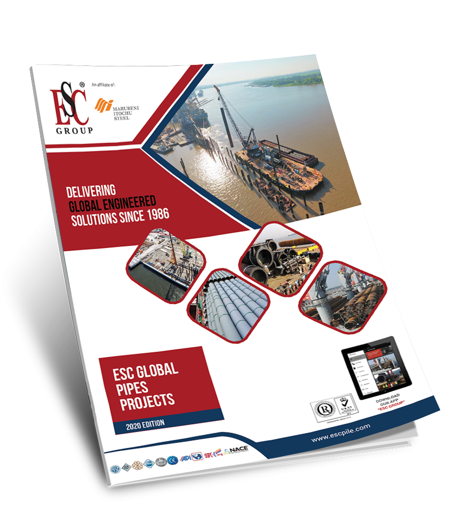 Steel Pipe Project Case Study