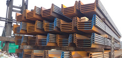 Hot Rolled Sheet pile in Philippines, mo