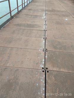 Bridge girder component fabrication
