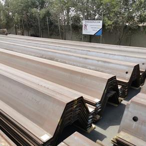 Understanding Steel Sheet Pile Strength