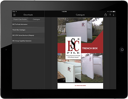 ESC App