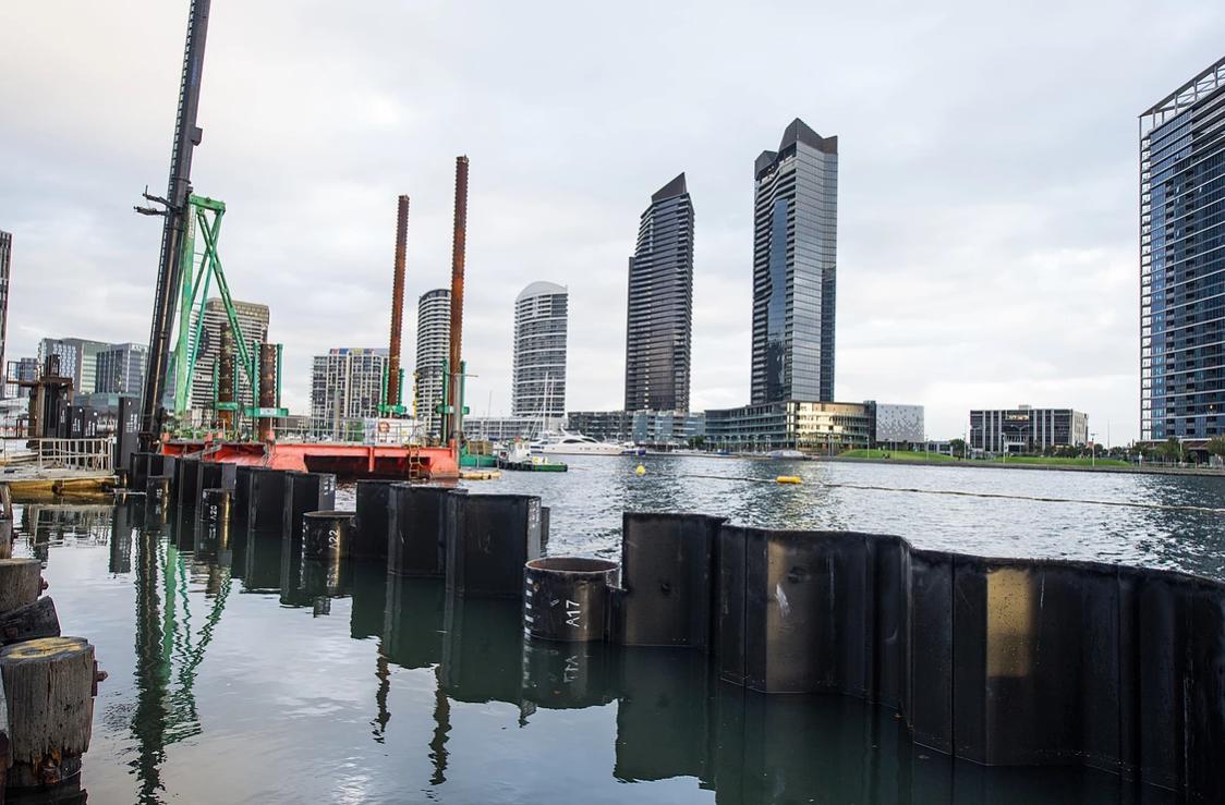 Victoria Harbour Upgrade, Australia