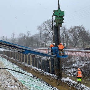 Strengths of Hot-Rolled and Cold-Formed Steel Sheet Pile