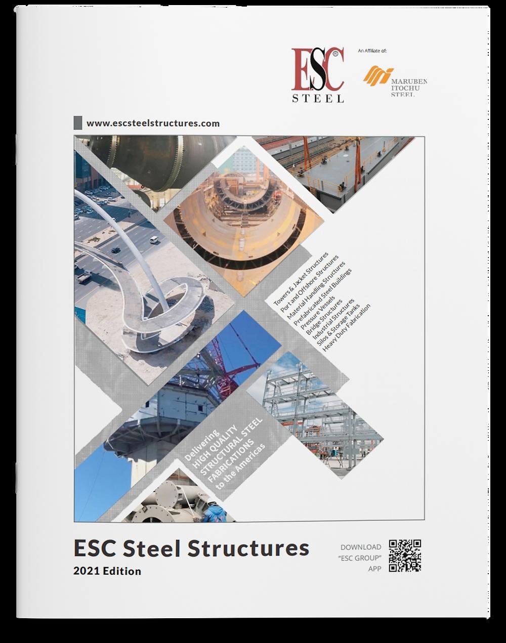catálogo de estructuras de acero ESC