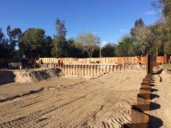 Permanent Basement Wall, Tijuana