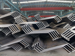 Sheet Pile Types and Applications