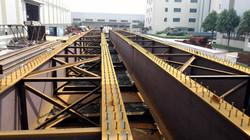 steel bridge girder fabrication