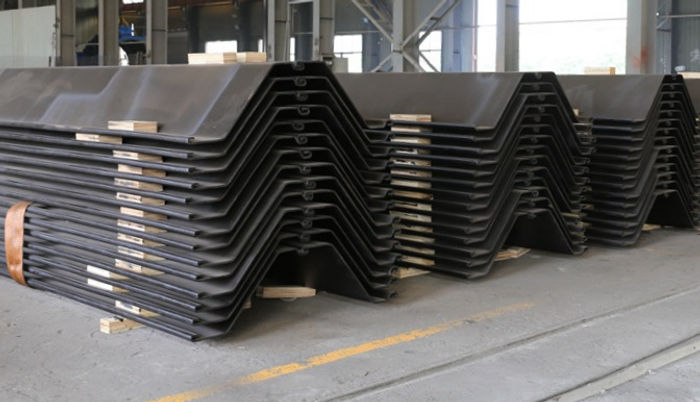 Sheet piles supplier