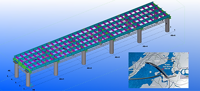 bridge girder fabrication