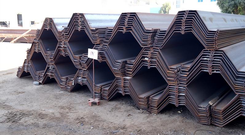 Z Sheet Piles supply