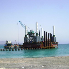 Port of Fujairah, United Arab Emirates