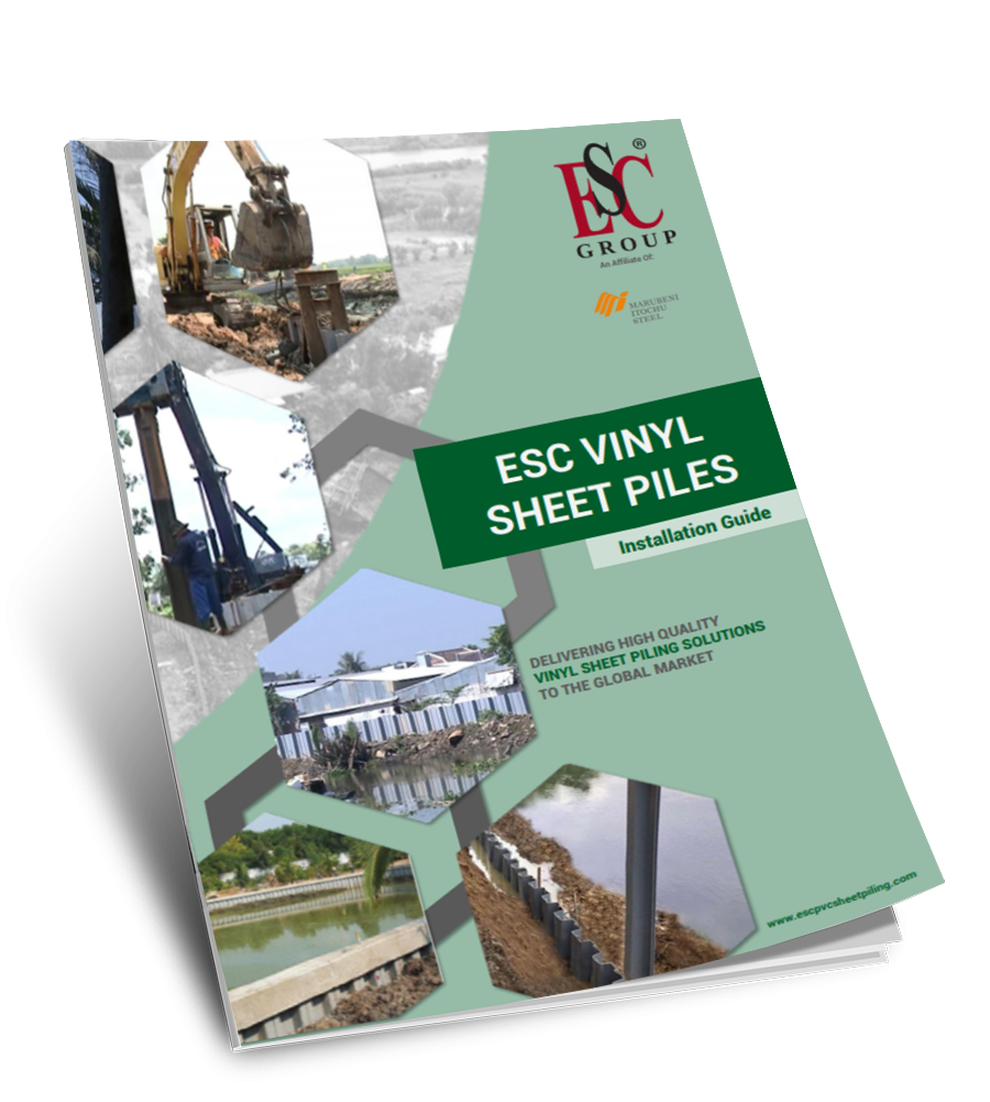 ESC Vinyl Sheet Pile Installation Guide