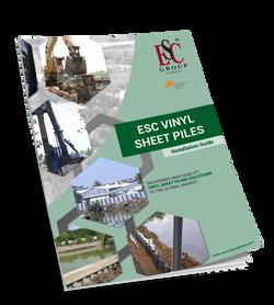 ESC Vinyl Sheet Pile Installation Guide
