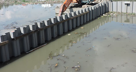 Water control solutions