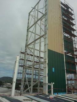 pre-engineered buildings fabrication