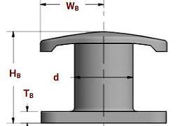 Tricorn bollard specifications