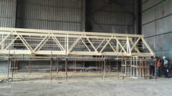 Gangways with base layer complete 2