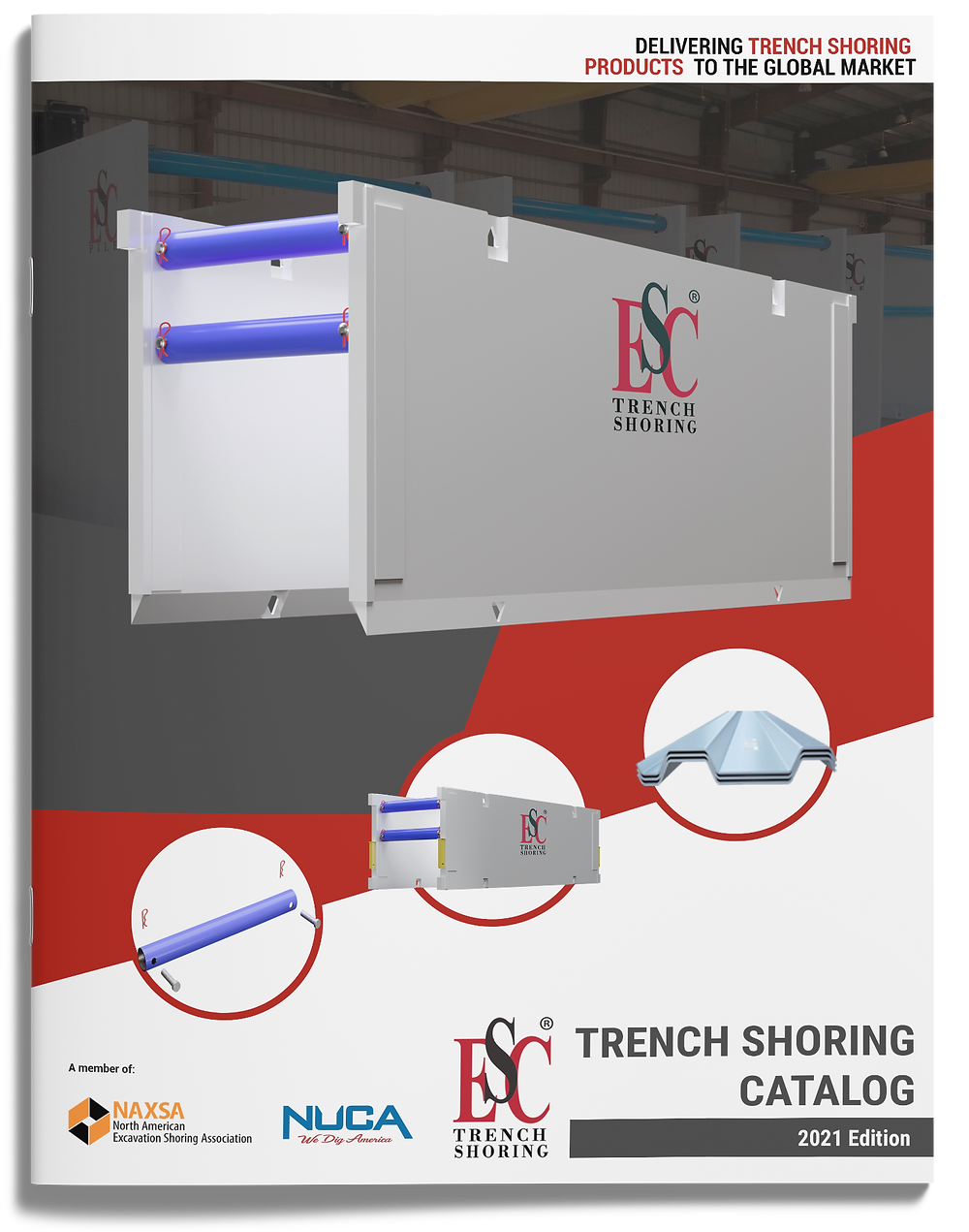 trench shoring catalogue
