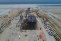 Récit du Travail : Projet de postes d'amarrage pour vrac liquide Duqm, Sultanat d'Oman