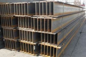 Hot Rolled Steel Wide Flange Beams