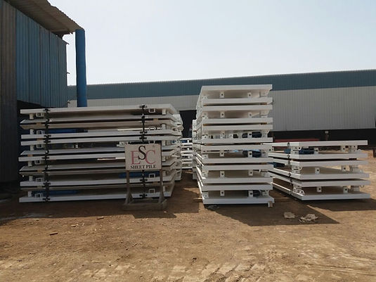 Trench box supply UAE