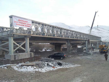 Bailey Bridge Project