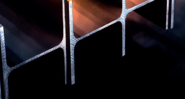 hot rolled steel beams