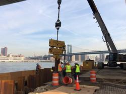 Temporary Works, New York, USA