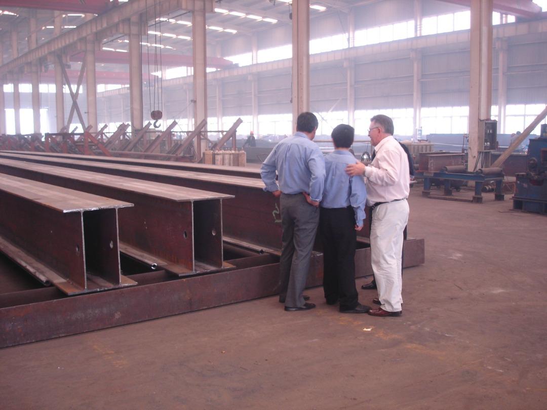 H structural beams