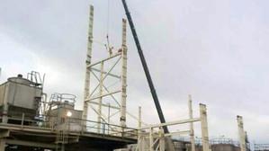 Performance of Steel Buildings against Natural Disaster