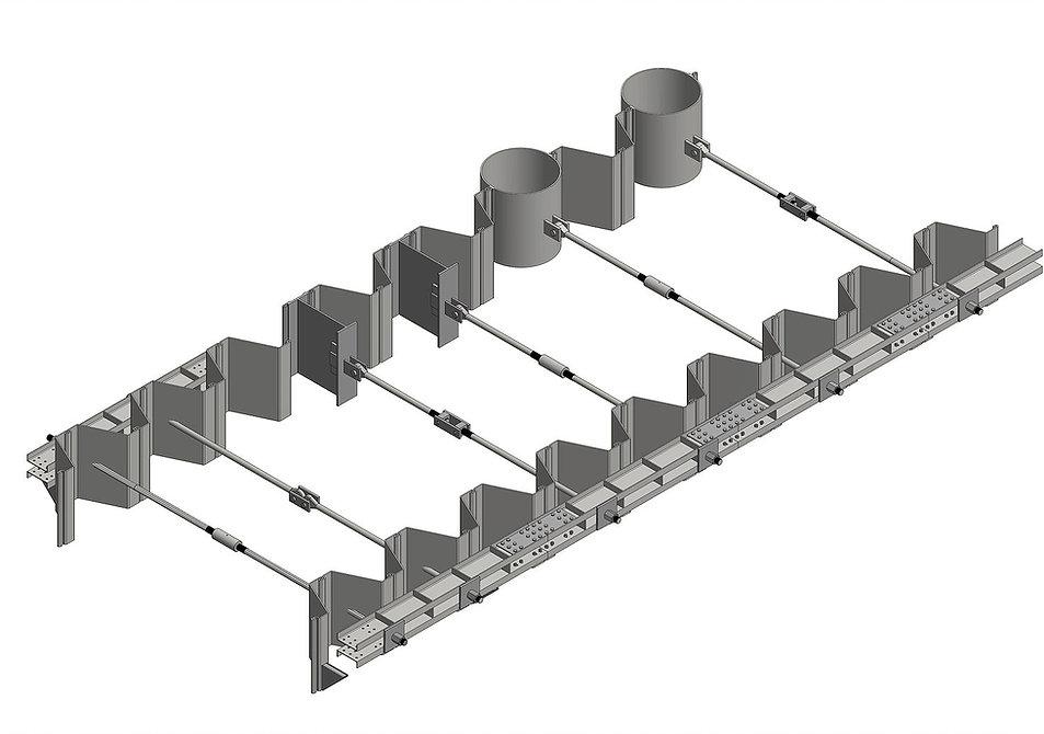 Tie rod systems