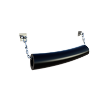 Cylindrical Fender with neckless chain