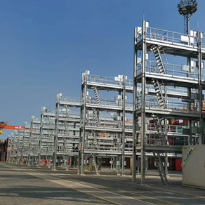 Steel Structures Fabrication Capabilities
