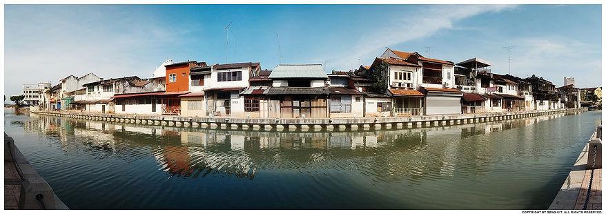 Malacca river beautification using sheet piles