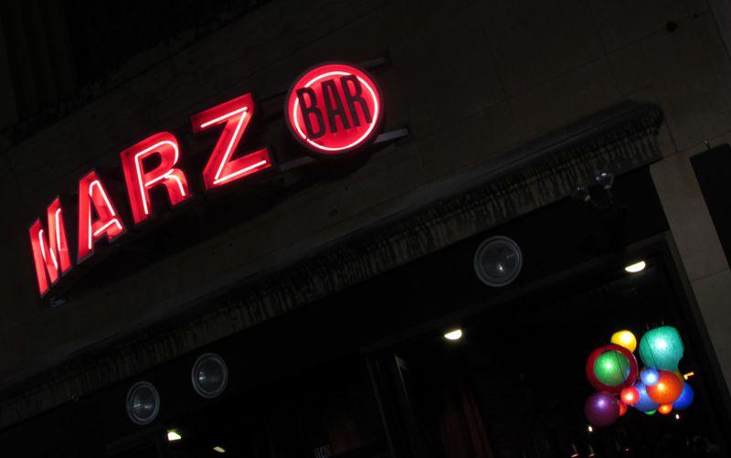 MARZ Bar