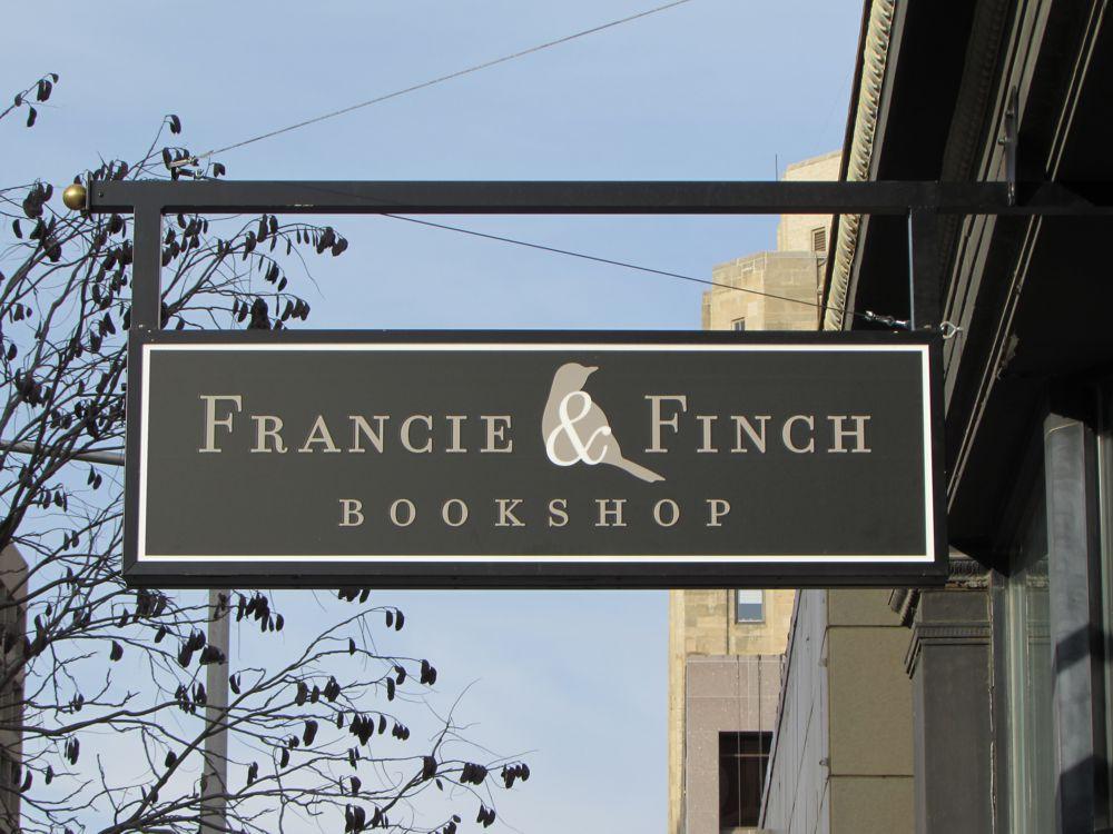 FRANCIE & FINCH