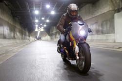 Autobahn Streak Tunnel Ride
