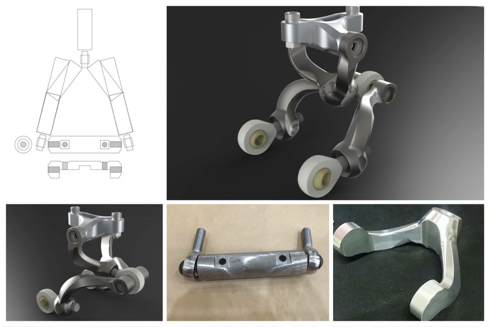 Rhodium Omega concept steering guide