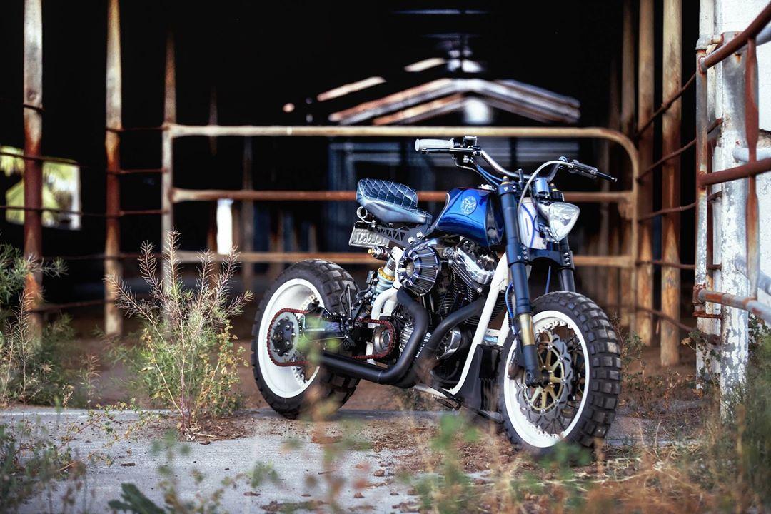 Cobalt Storm JSK Moto