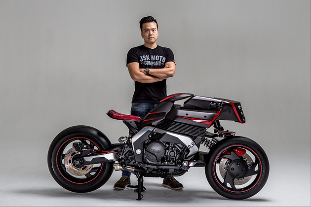 424a285c322 Project Rhodium Omega - Custom Yamaha GTS1000 | Custom Motorcycles ...