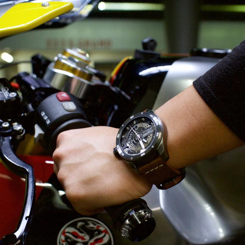 Autobahn Streak x JSK Watch