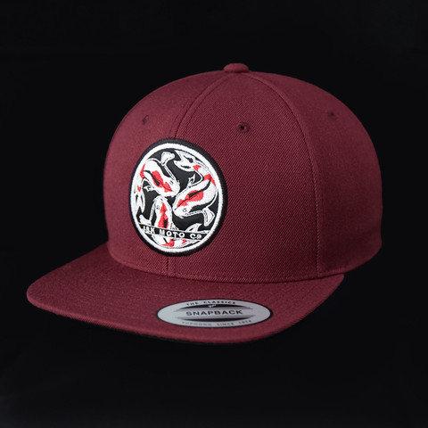 JSK Koi Logo Hat