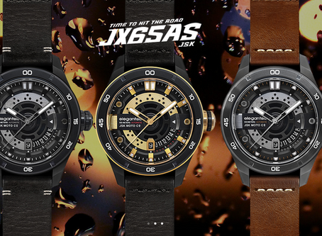 Like-minded souls WANTED! Power your ride with Limited Edition Automatic Watch. #JX65JSK