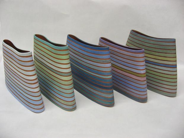 Selection of Horizon Vases