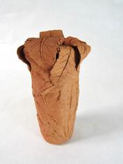 Primrose Leaf Bud Vase