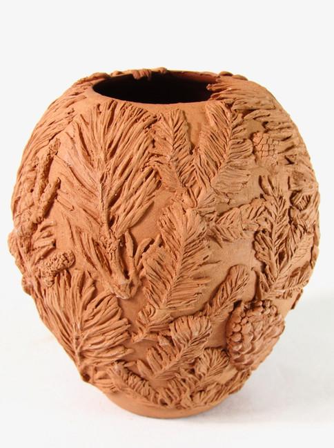 Winter Vase