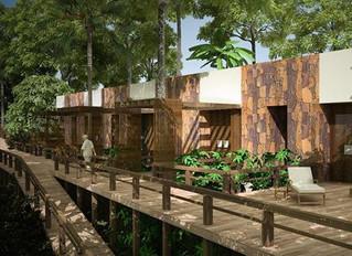 Jardines colgantes de Iguazú