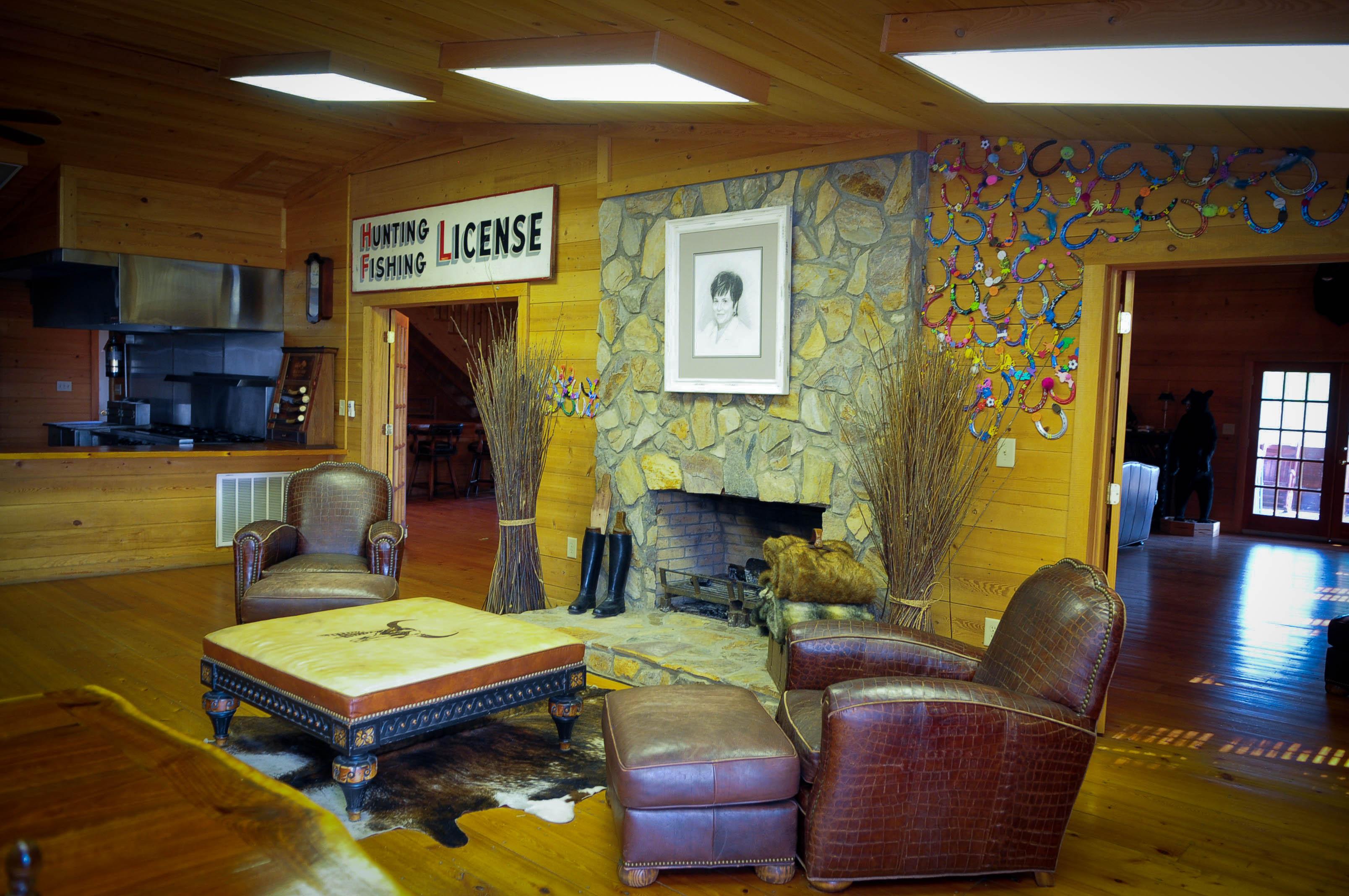 Buckhead Ranch Main Lodge