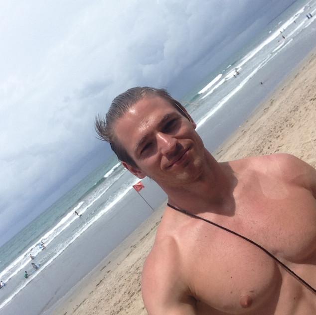 Бали, пляж Кута