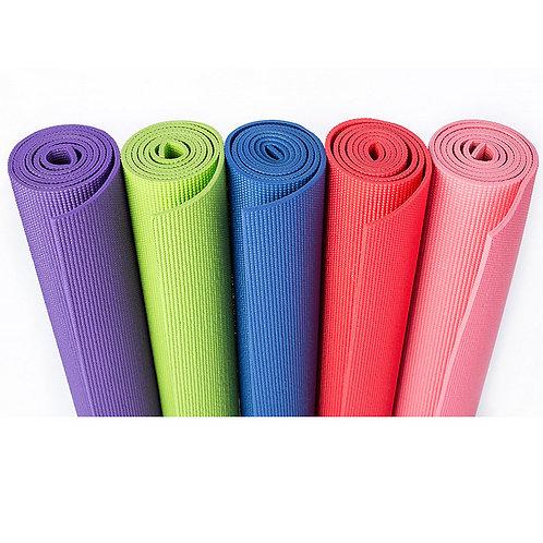 Коврик для йоги - йога мат, ПВХ, 173*61*0,4